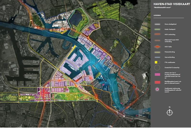ESSAY – Met het herprogrammeren van stukjes snippergroen creëer je niet het stadspark waar Haven-Stad om schreeuwt.